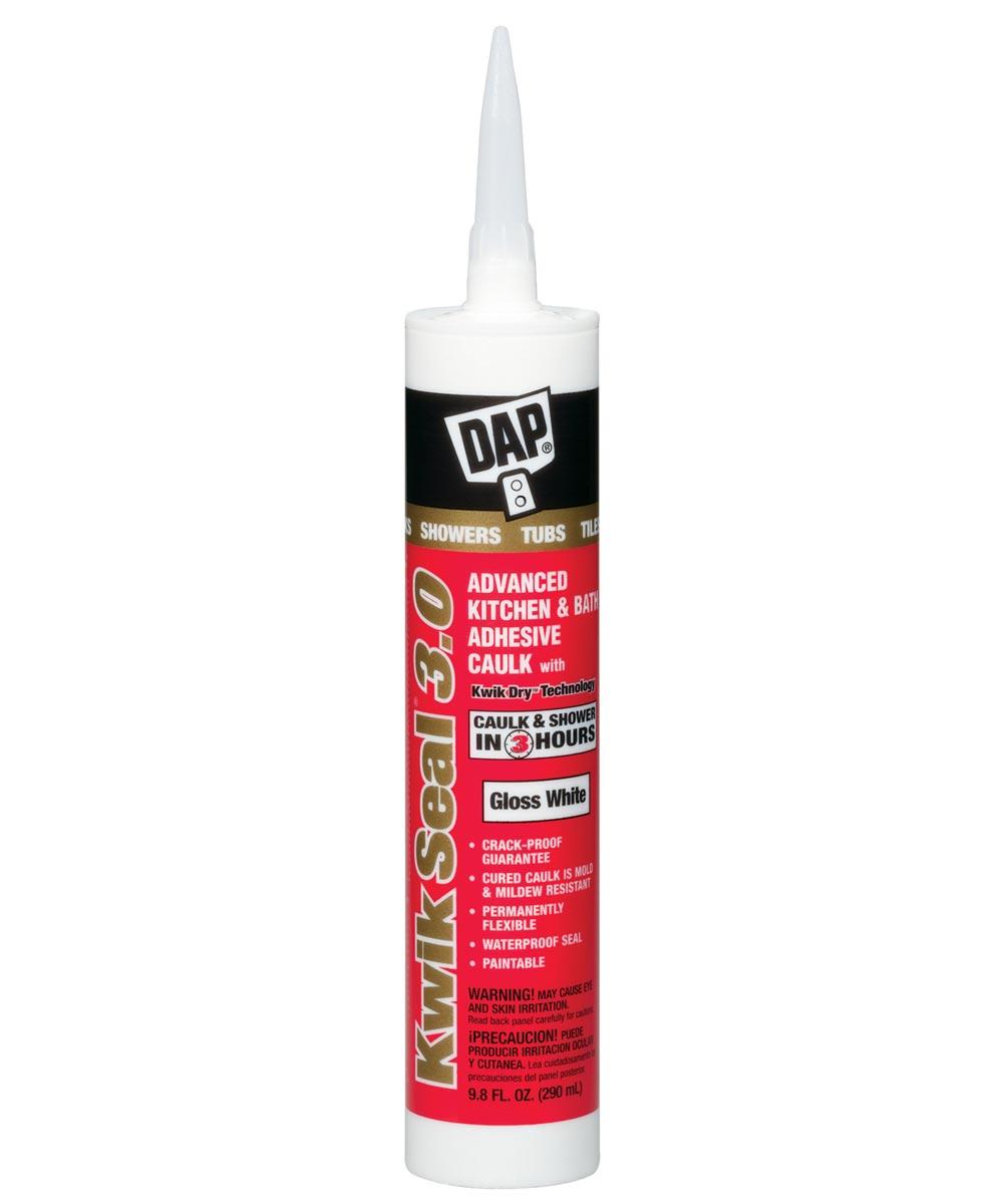 9 oz White DAP 3.0 Kitchen, Bath & Plumbing HP Sealant