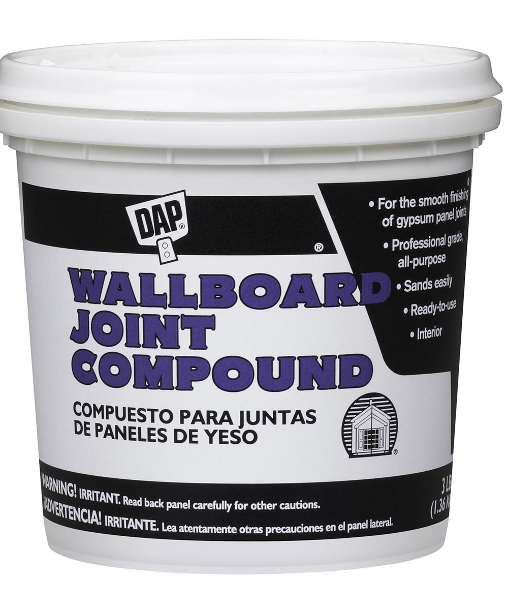 3 lb. Wallboard Joint Compound Ready-To-Use