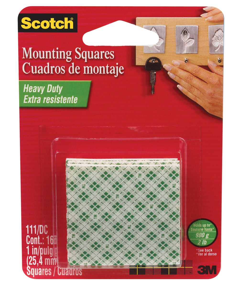 Scotch Mounting Squares