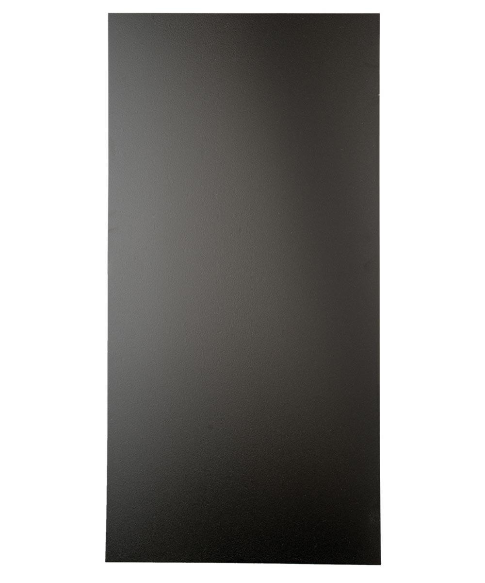 1 ft. x 2 ft. Black Magnetic Chalkboard Hobby Sheet