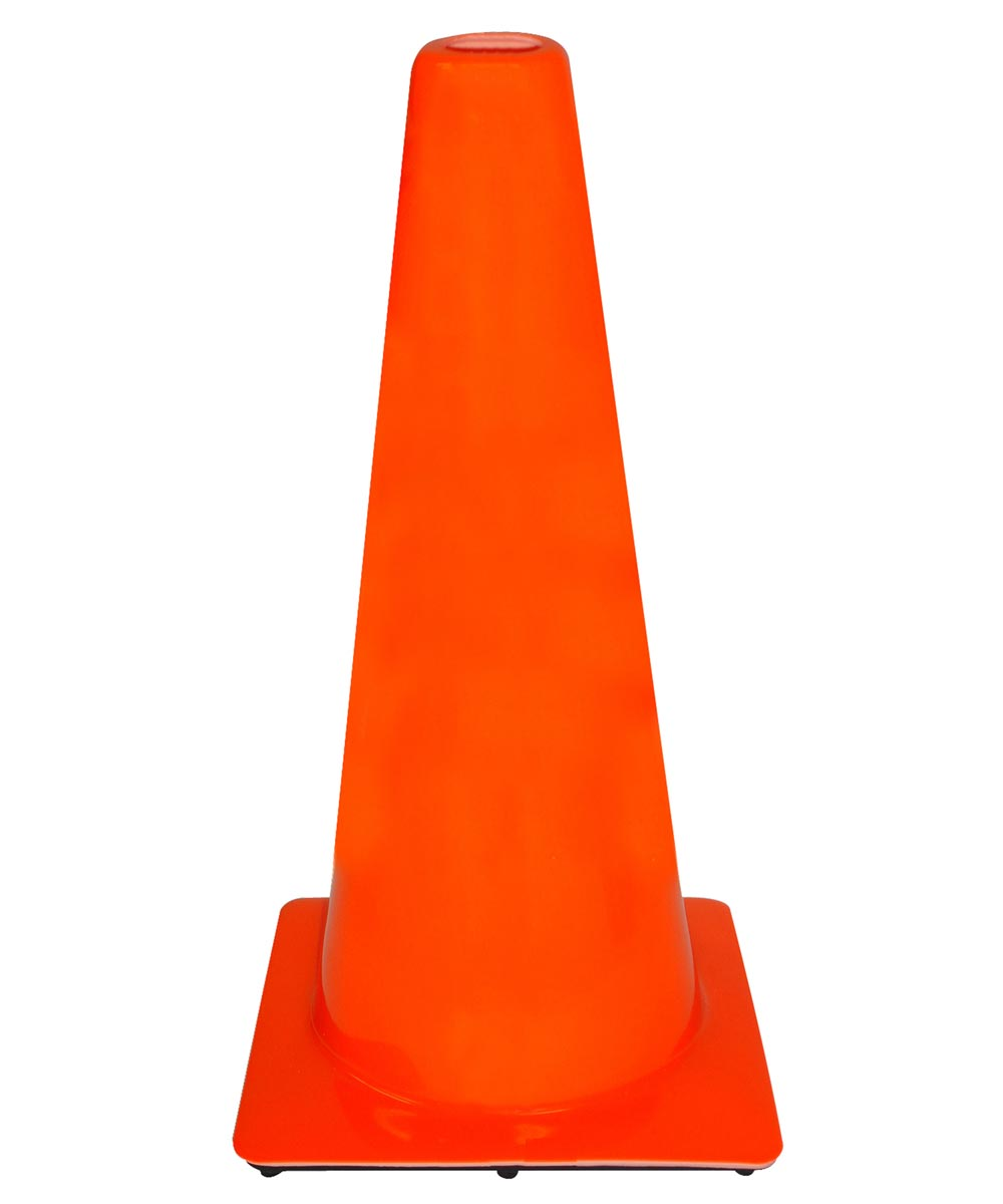 28 in. Orange Safety Cone