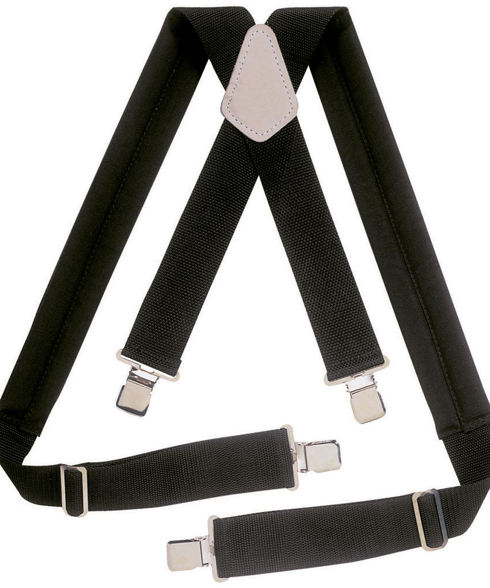 Padded Work Suspender, 2 in W