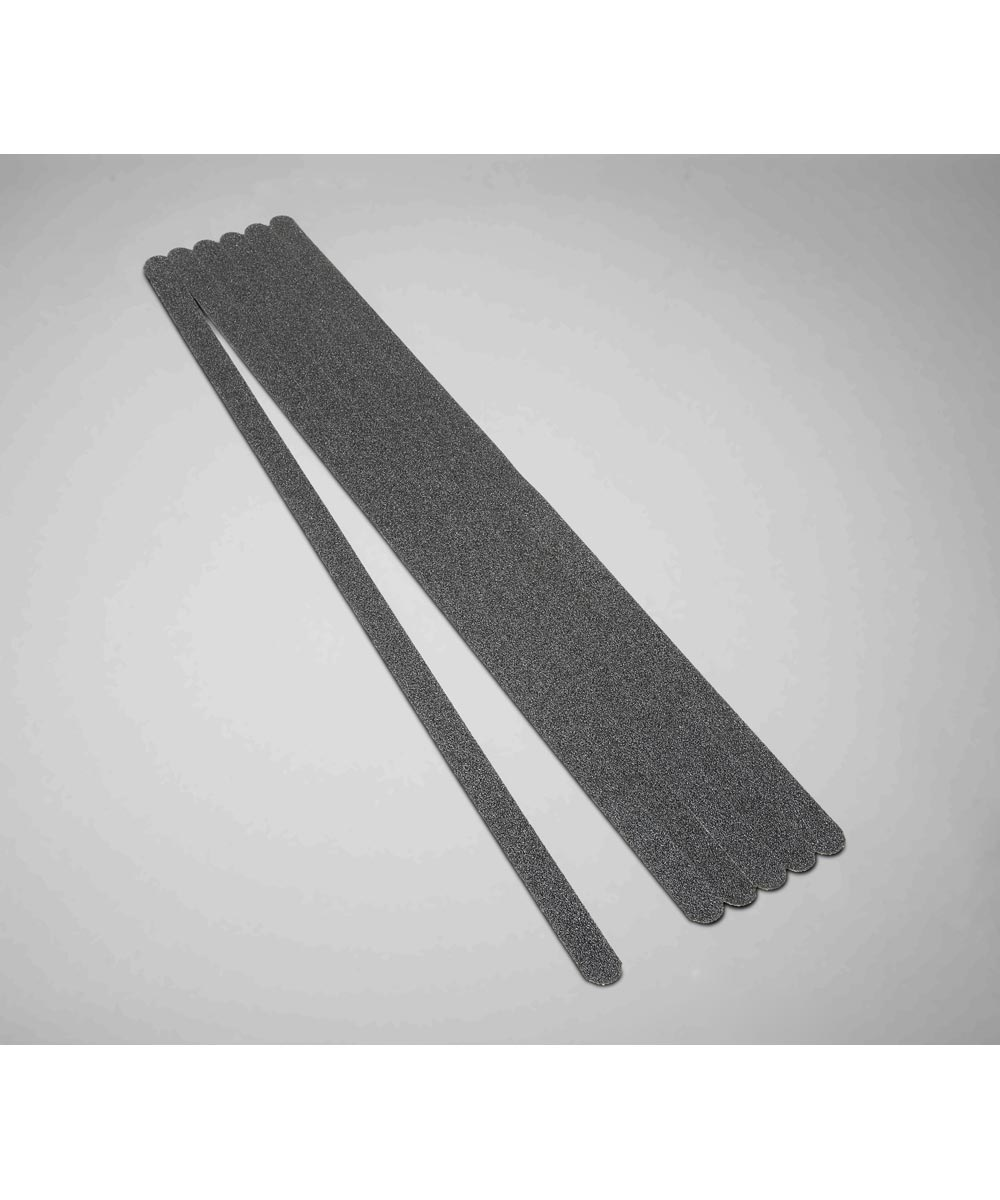 3M Safety-Walk Grip Traction Tape, Single Strip, 3/4 in. x 24 in., Black