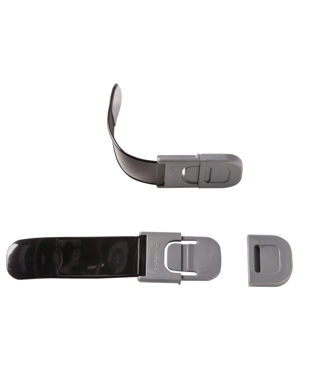 Safety 1st 2-Pack Multi-Purpose Appliance Lock, Black