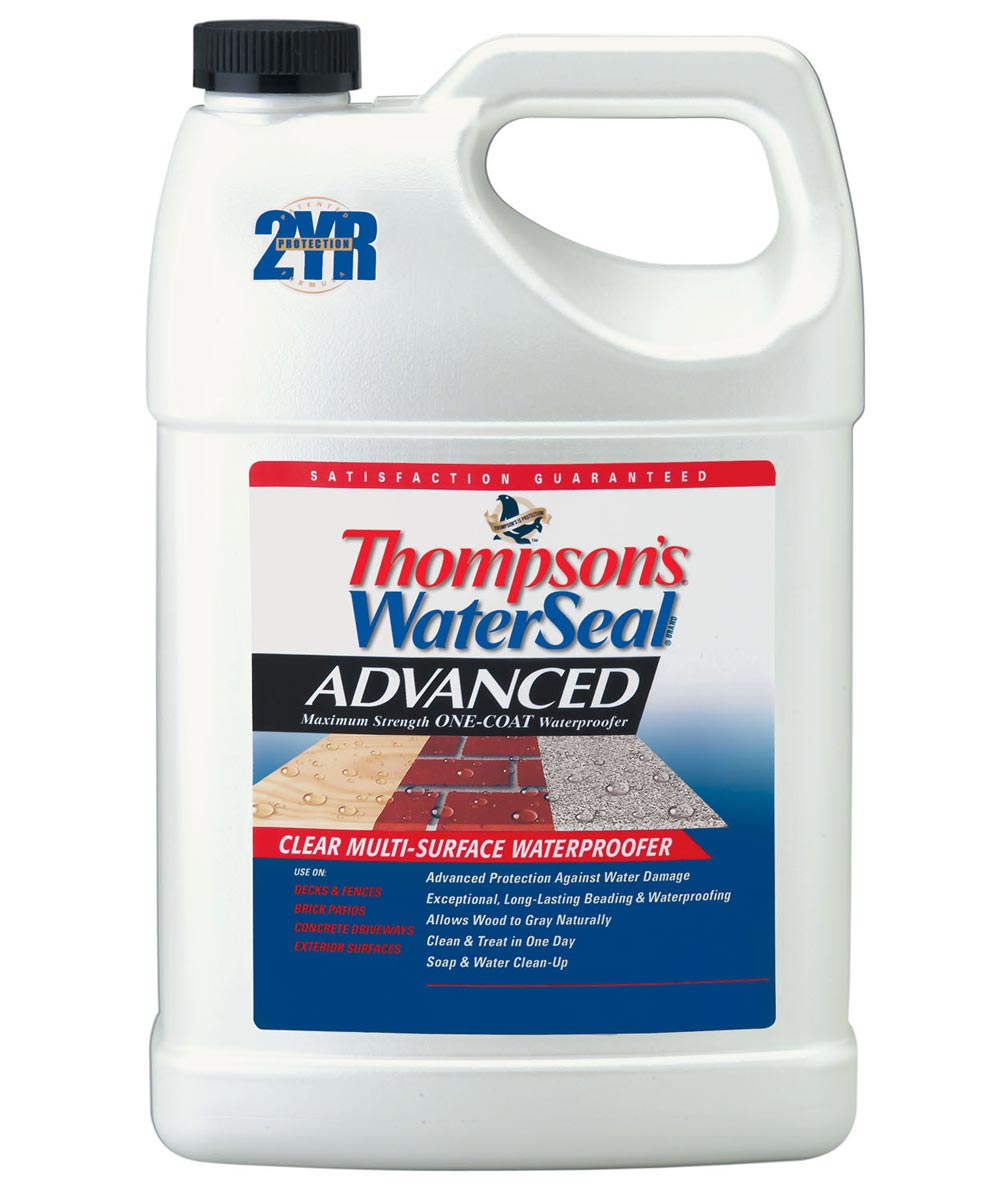 1 Gallon Advanced Maximum Strength One-Coat Waterproofer