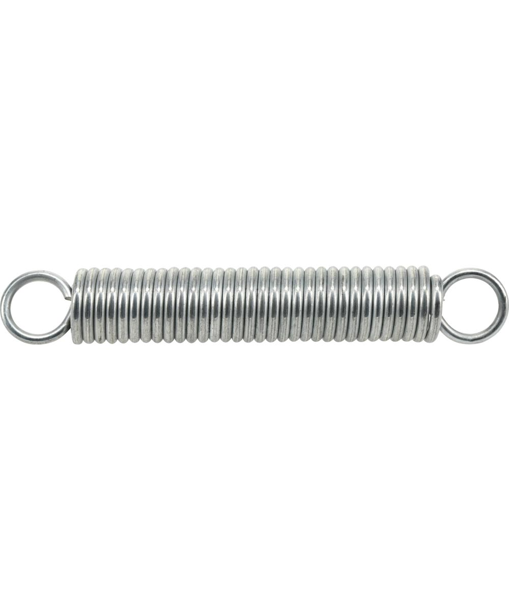 #23 Extension Spring, 7/16 in. (Diam) x 2-15/16 in. (L)