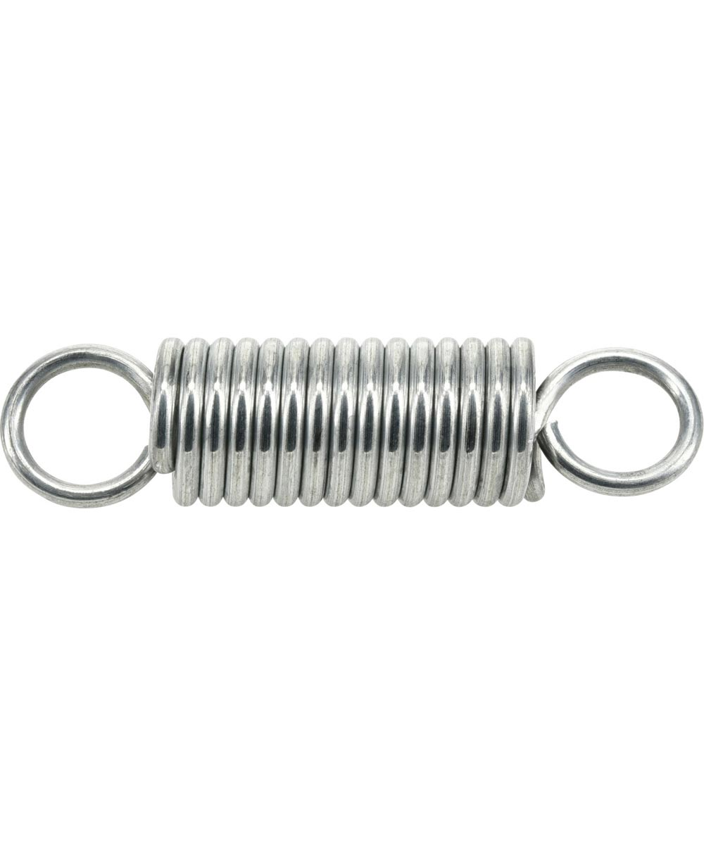 #29 Extension Spring, 1/2 in. (Diam) x 2 in. (L)