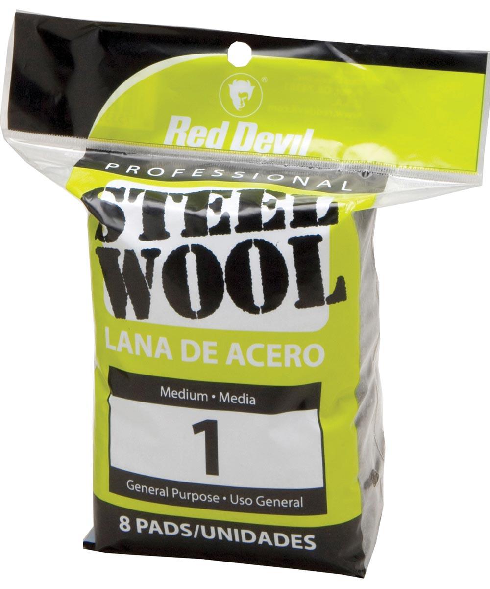 #1 Steel Wool 8 Pack