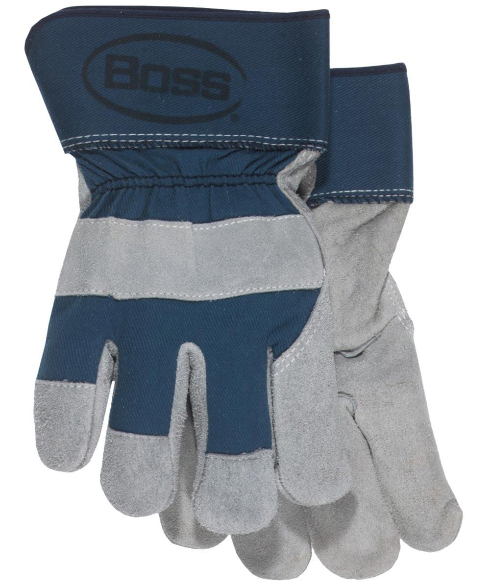 Ladies Split Leather Palm Gloves