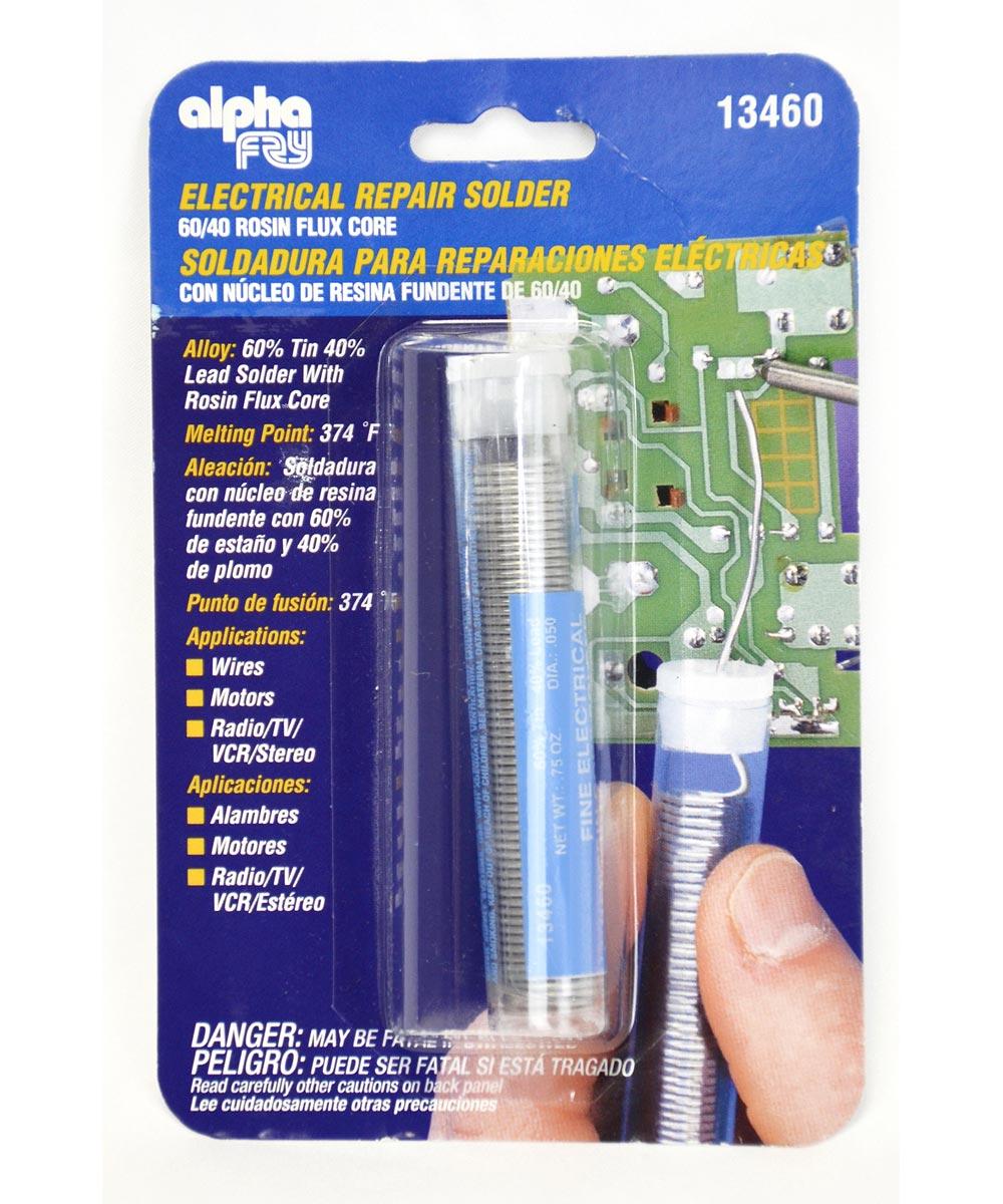 Rosin Core Solder & Dispensor