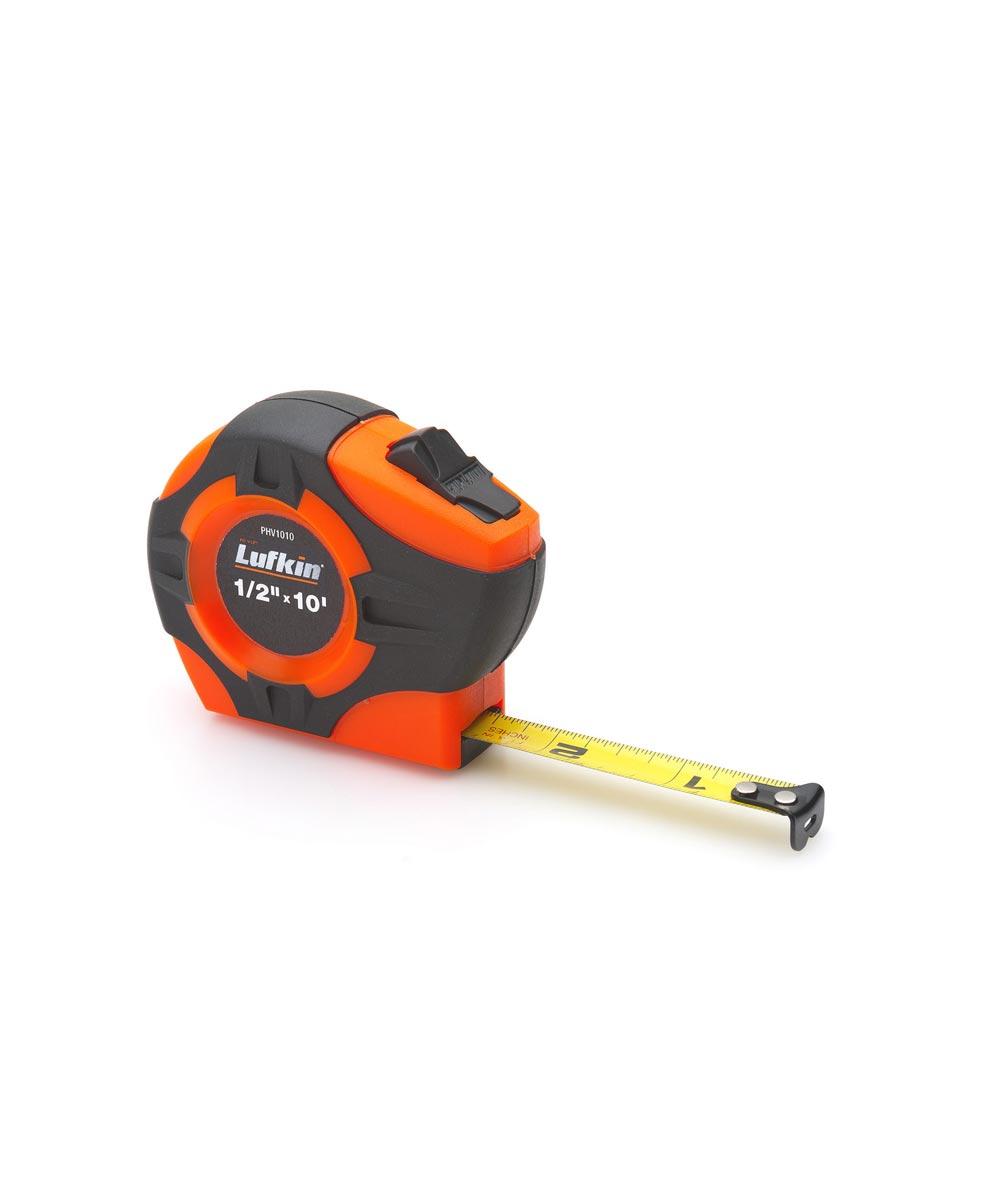 1in. x 30ft. Hi-Viz Orange P1000 Tape Measure