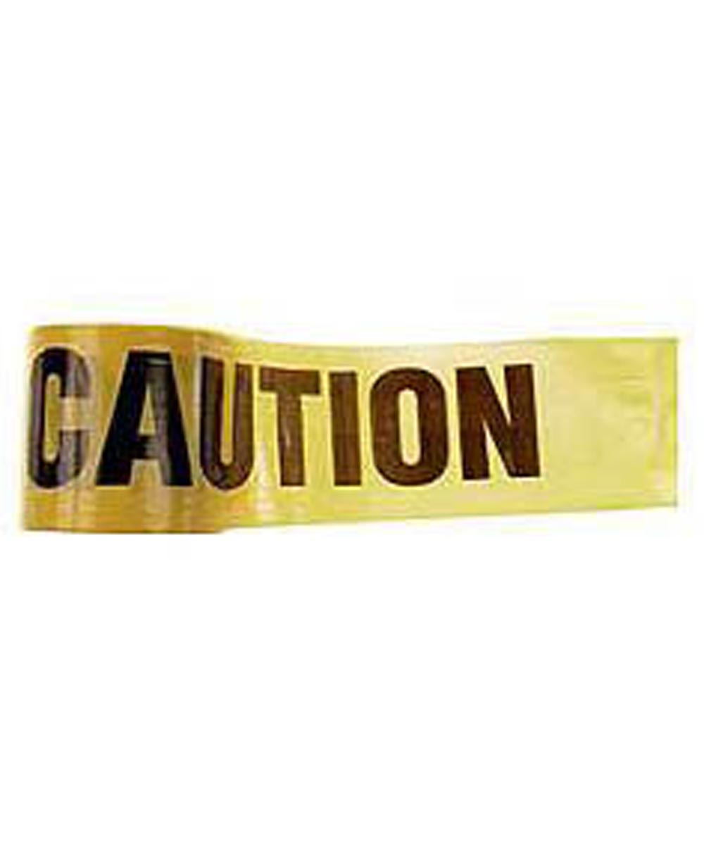 1000 ft. Caution Barrier Tapes