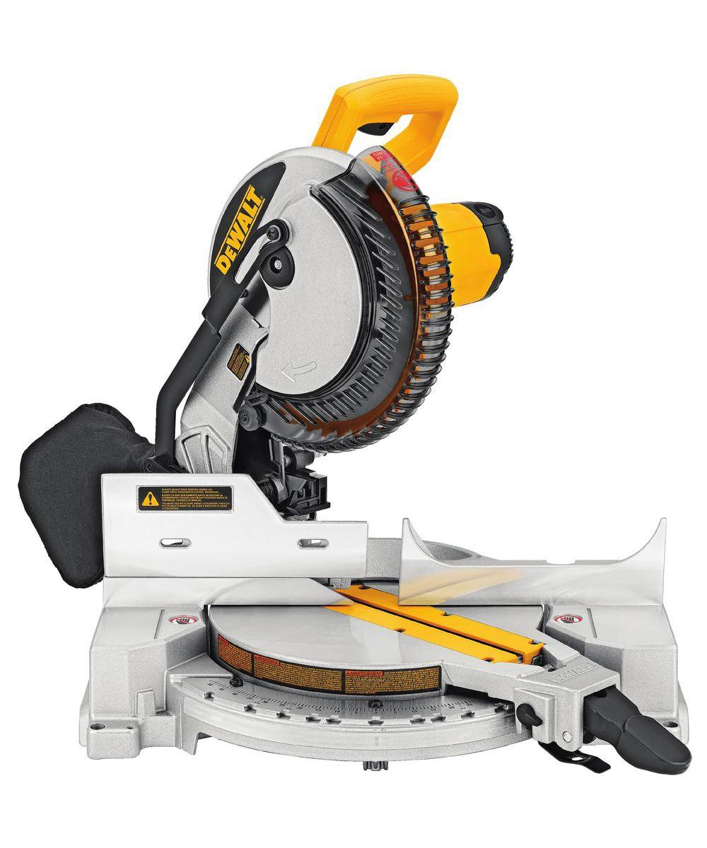 DEWALT 10 in. (254mm) Compound Miter Saw