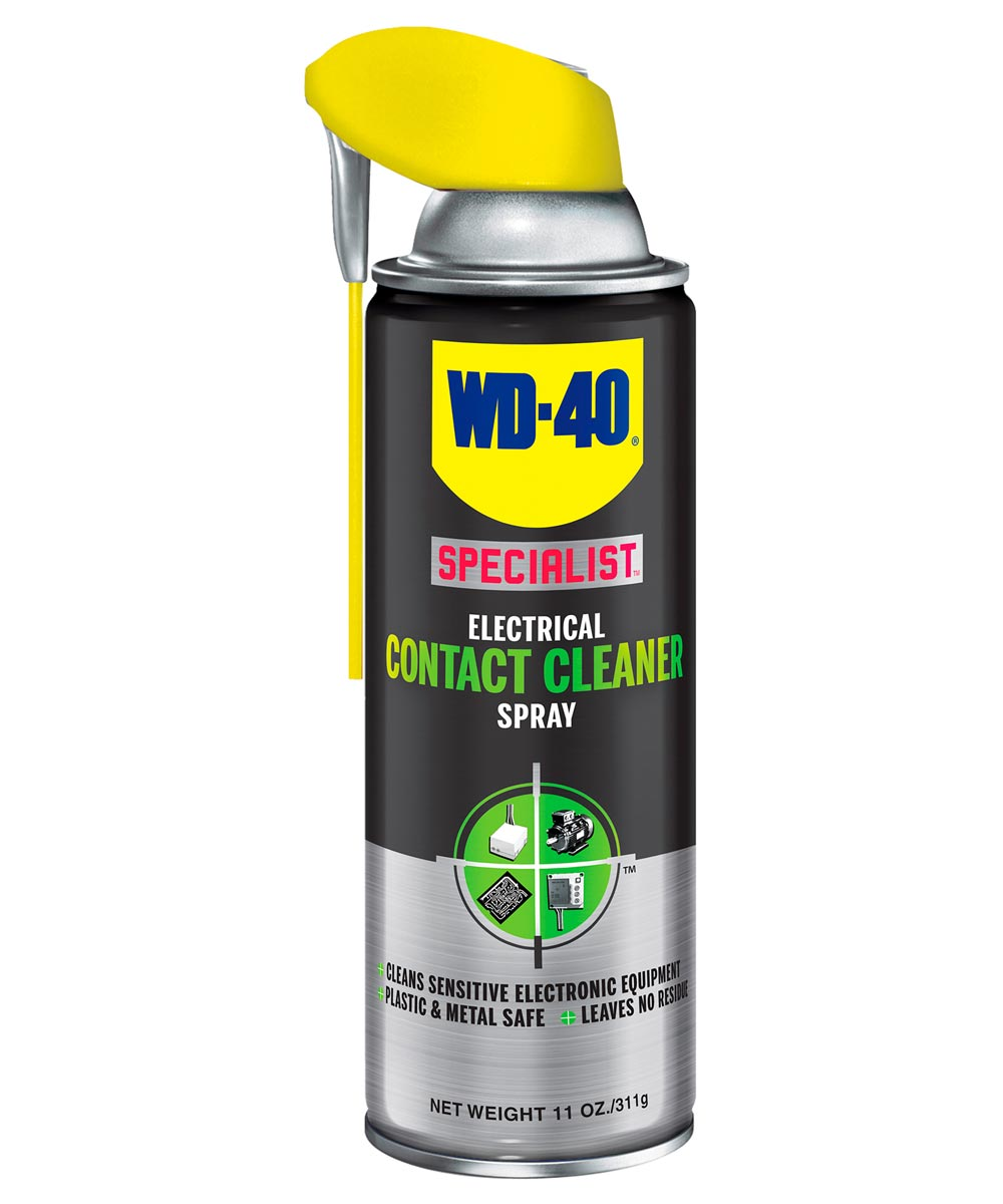 11 oz. WD-40 Electrical Contact Cleaner