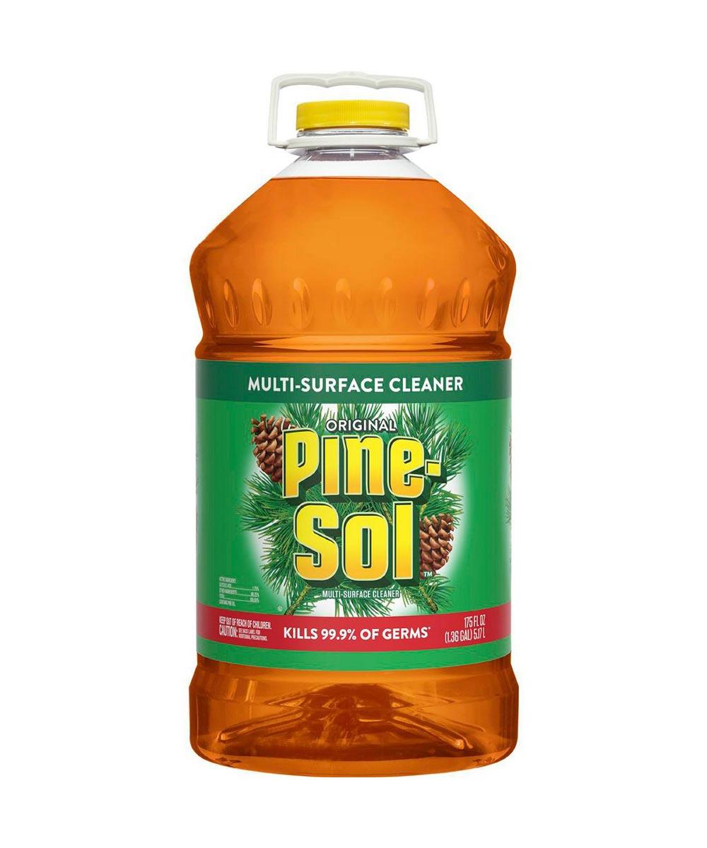 Pine-Sol Original Multi-Surface Disinfectant Cleaner, 144 oz.