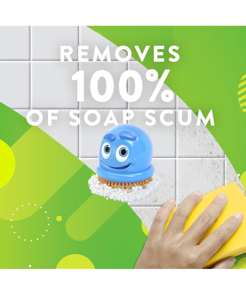 Scrubbing Bubbles Multi-Surface Bathroom Grime Fighter, Rainshower Scented, 20 oz. Aerosol