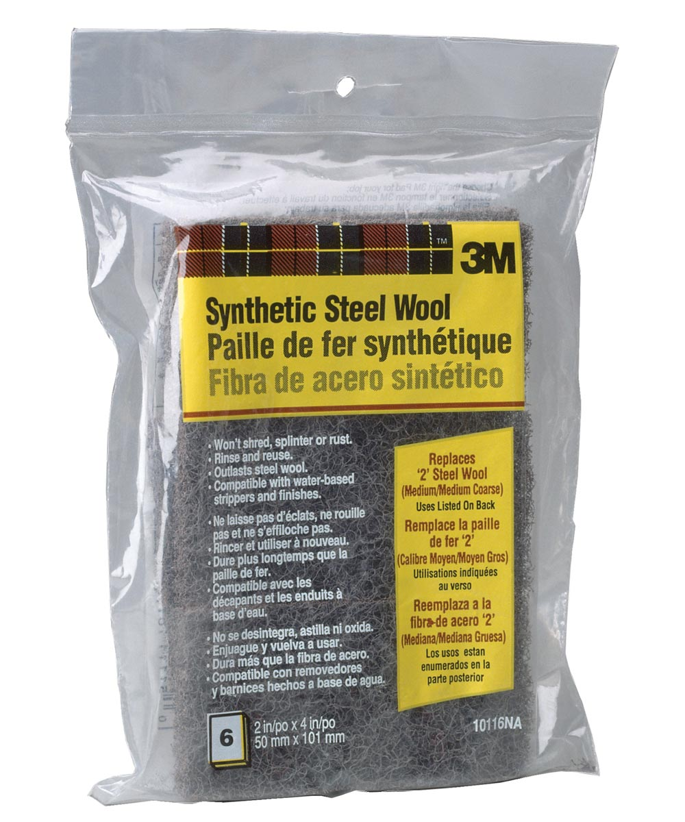 3M #2 Synthetic Steel Wool