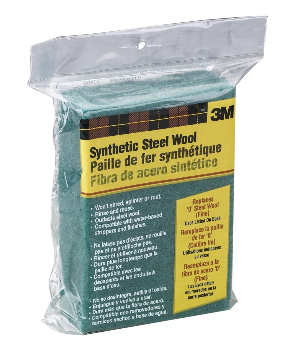 3M #0 Synthetic Steel Wool