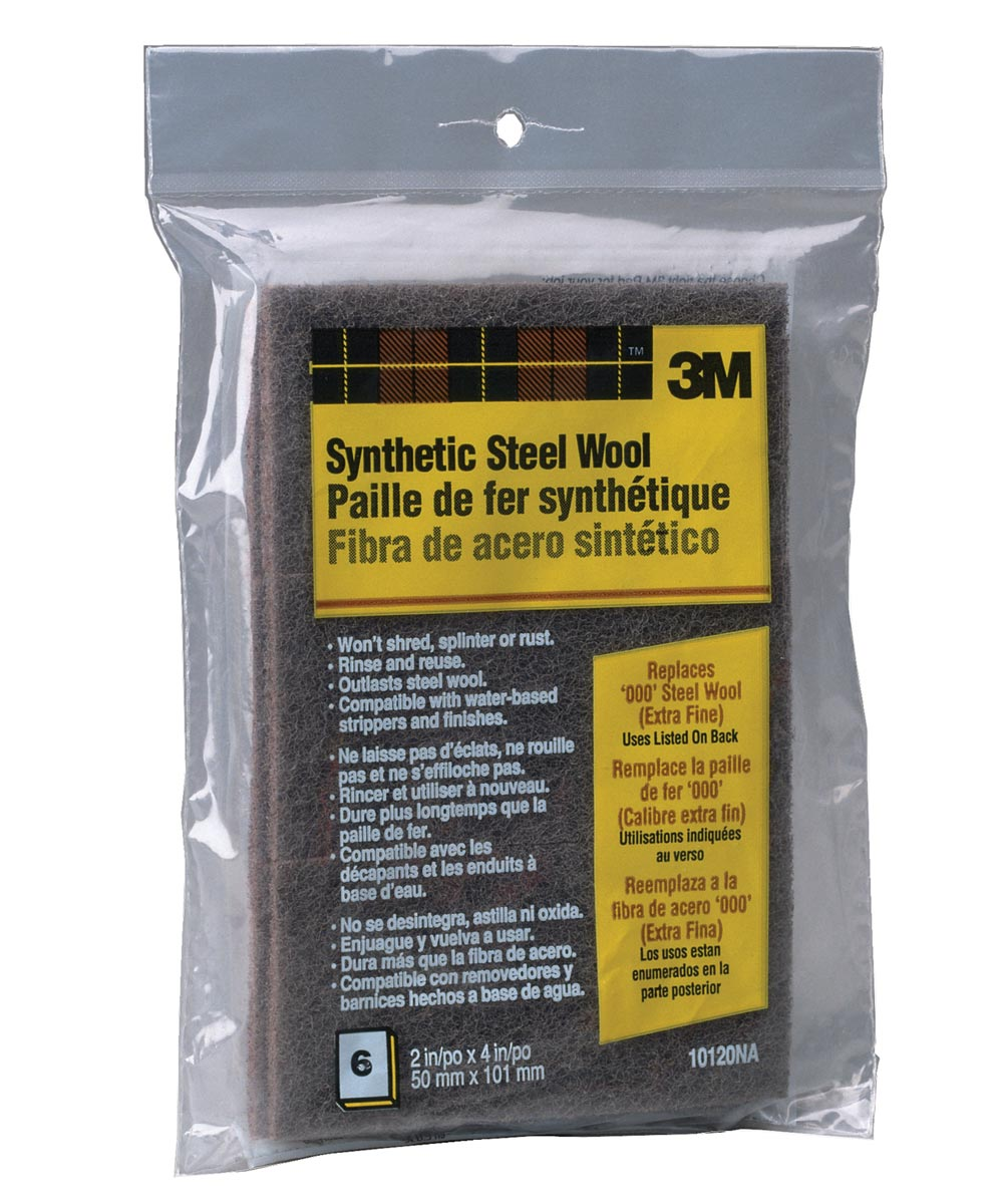 000 Extra Fine Synthetic Steel Wool