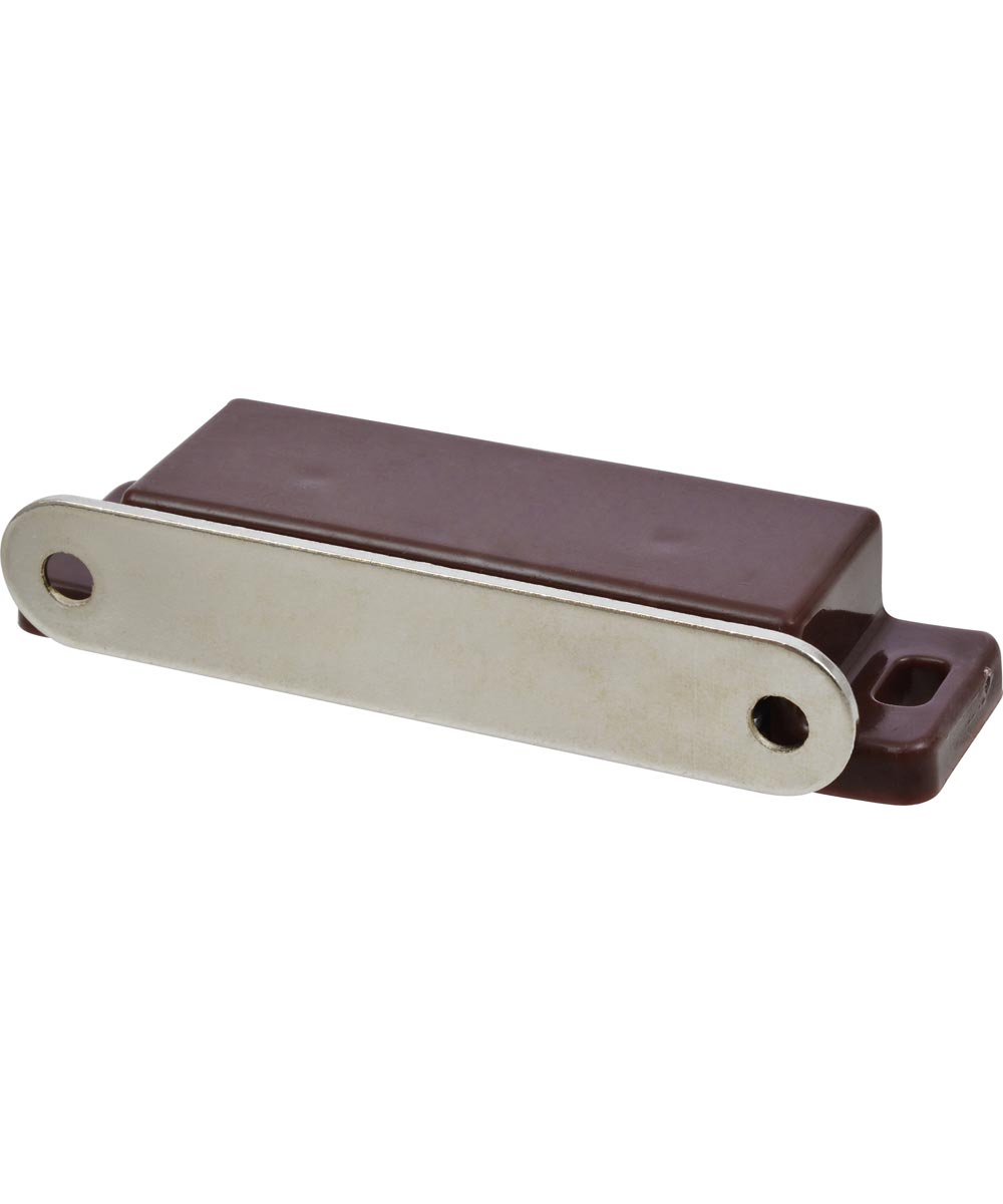 Double Magnetic Latch (with Strike, Brown)