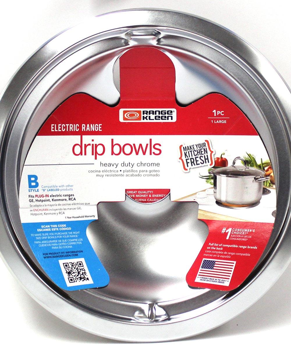 Chrome Reflector Bowl B, 8 in.