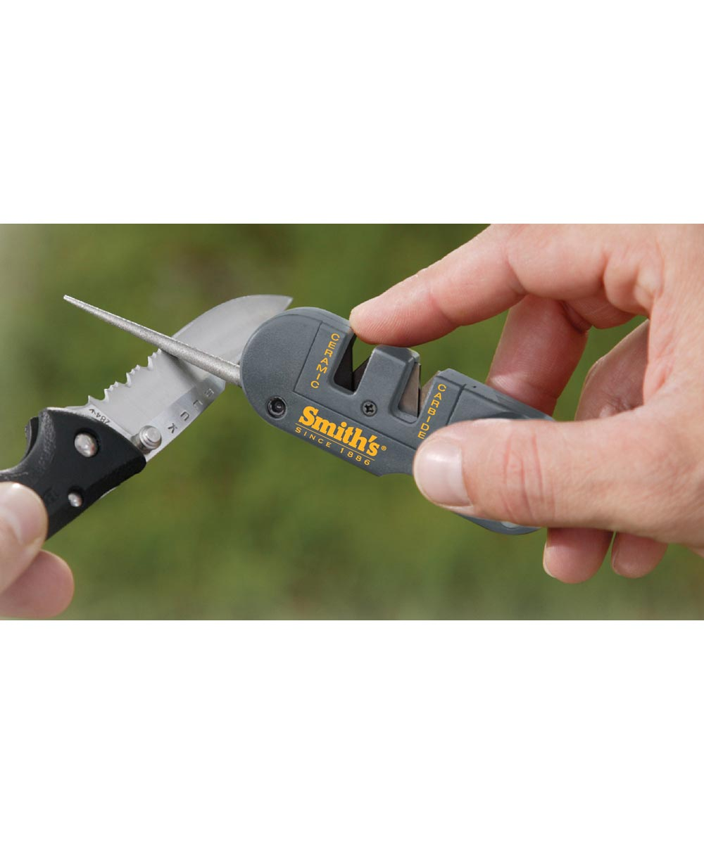 Smith's Pocket Pal Knife Sharpener