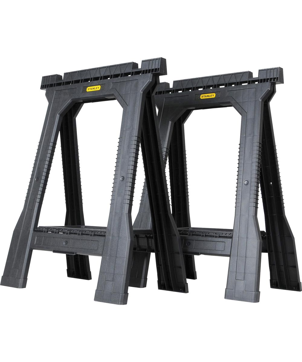 Folding Sawhorses 2 Count