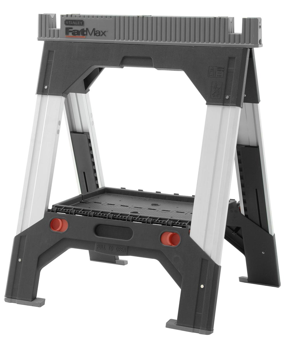 Steel Telescopic Legs FatMax Xtreme Sawhorse