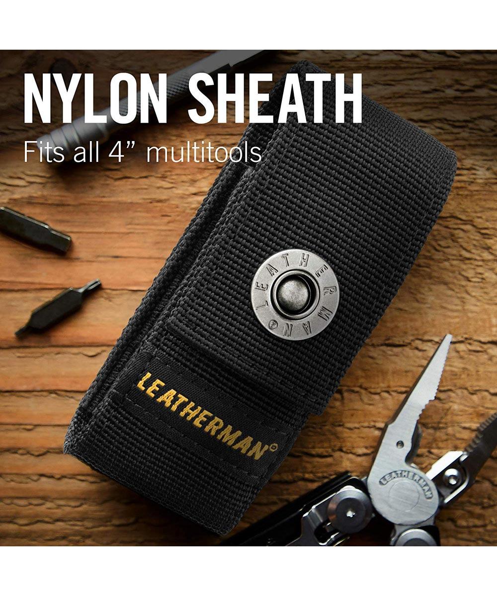 Leatherman Wave + Multi Tool with Nylon Sheath