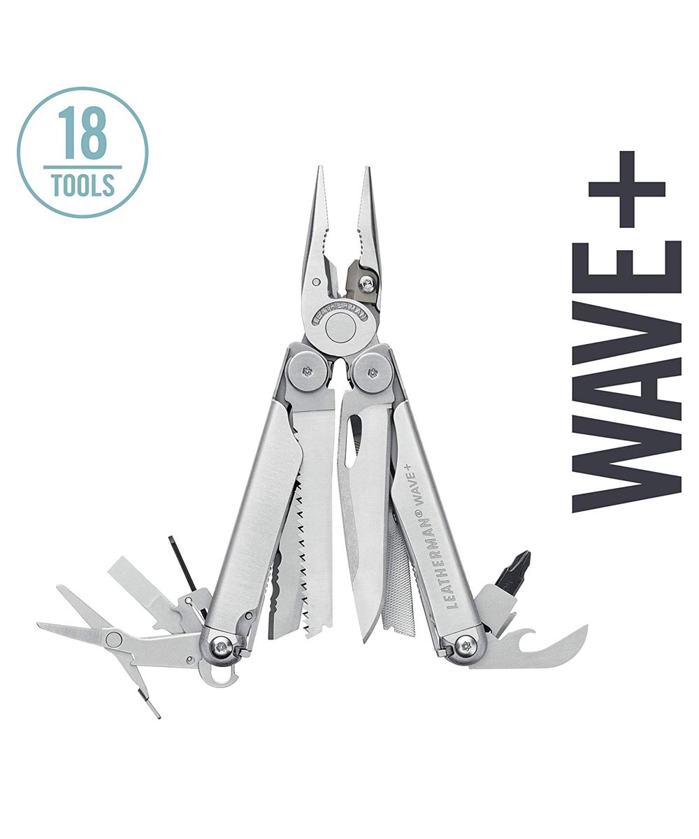 Leatherman Wave + Multi Tool with Nylon Sheath