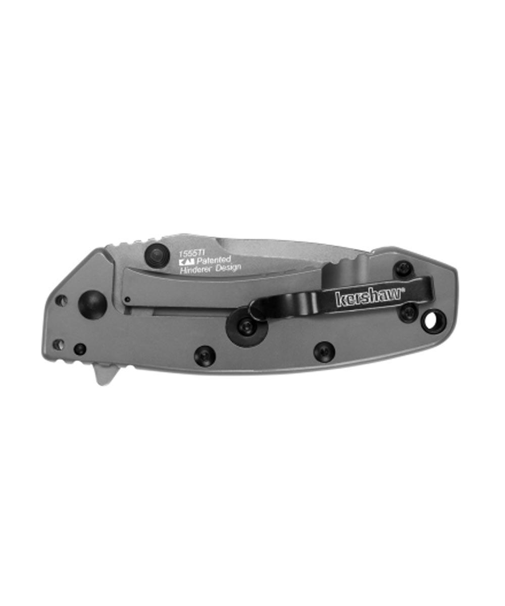 Kershaw Cryo SpeedSafe Folding Pocket Knife