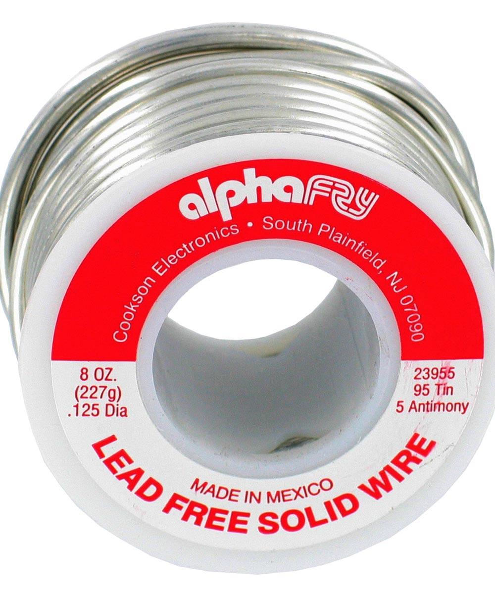 1/2 lb 95/5 Spool Lead-Free Solid Wire Solder