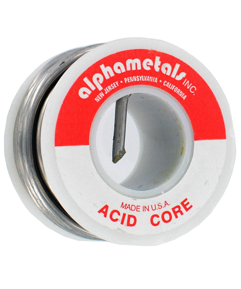 40/60 Acid Core Solider