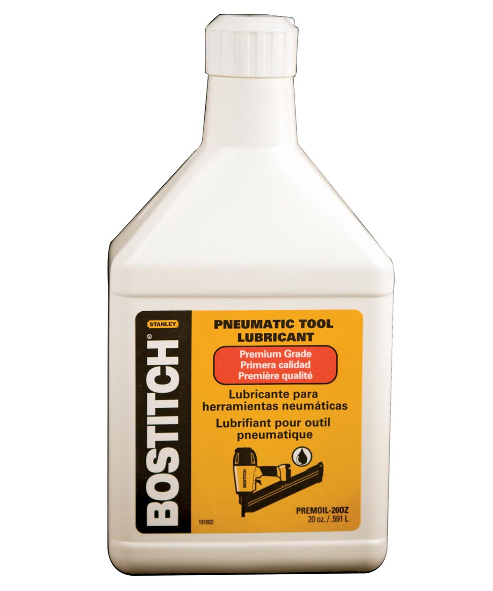 20 oz. Pneumatic Tool Lubricant