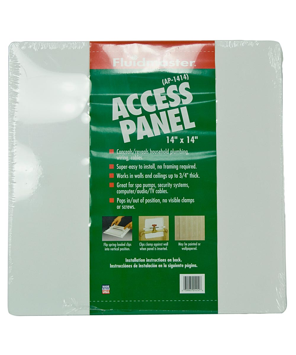 14 in. x 14 in. Access Panels