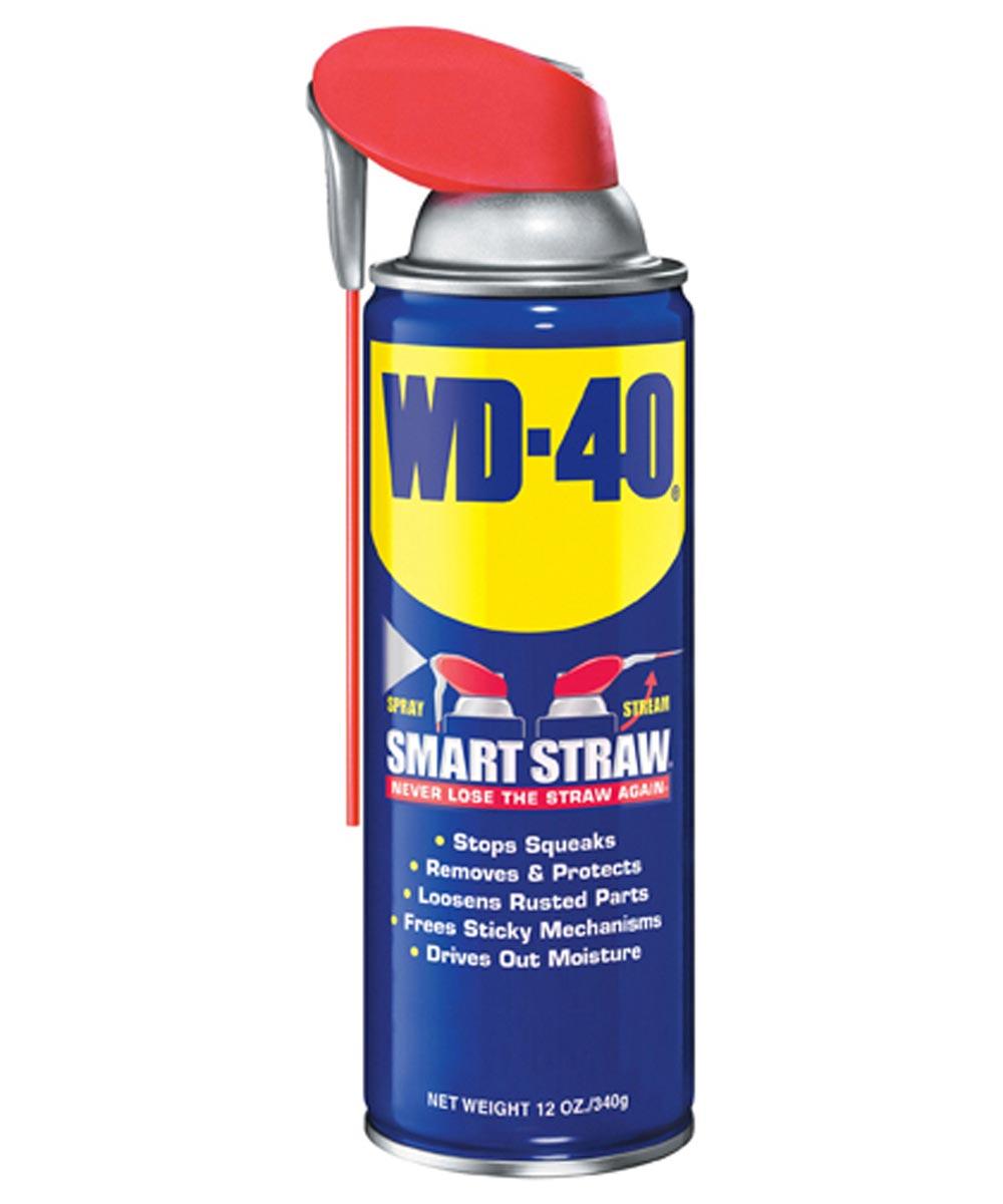 12 oz. WD-40 With Smart Straw