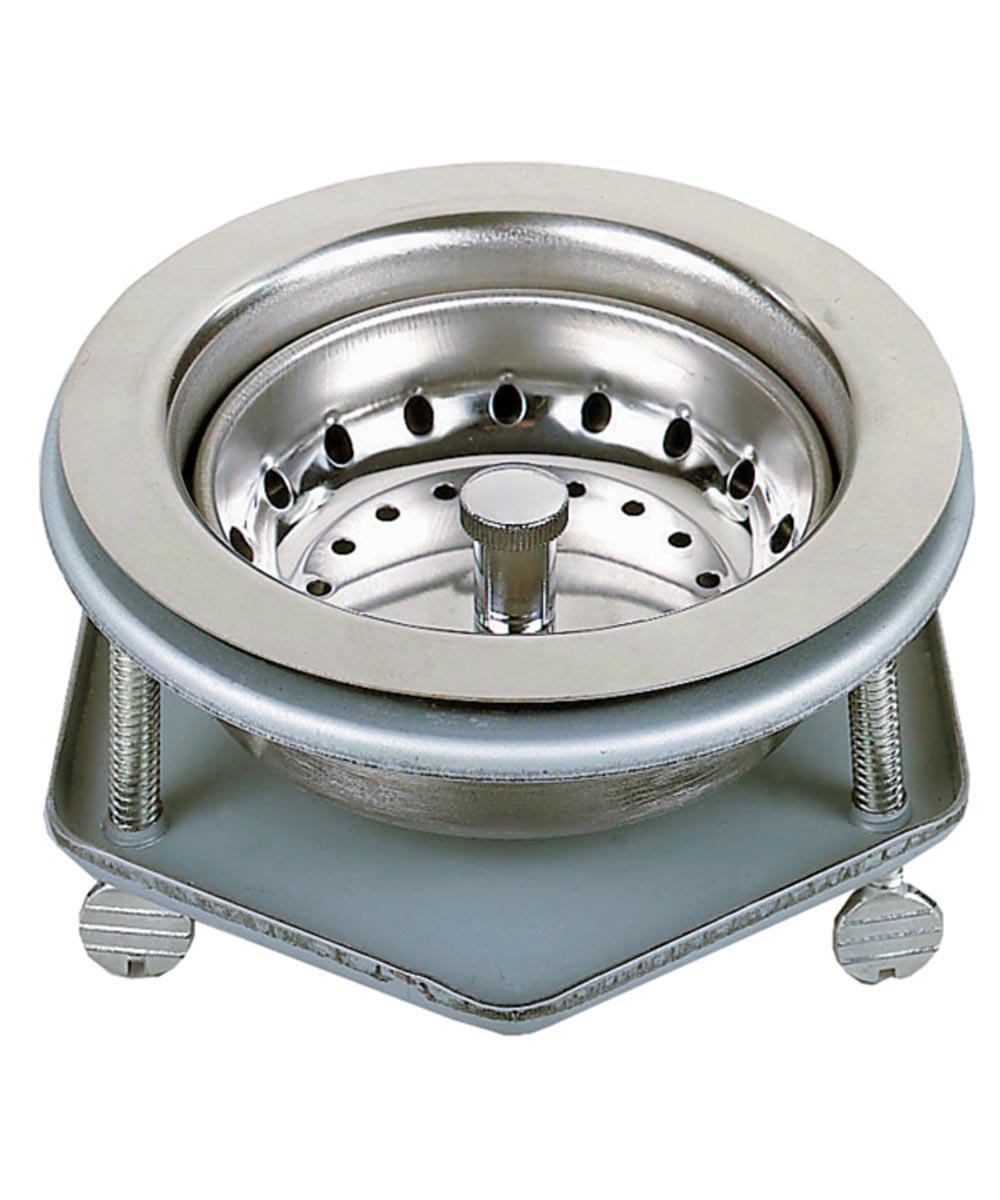 EZ Lock Basket Sink Strainer