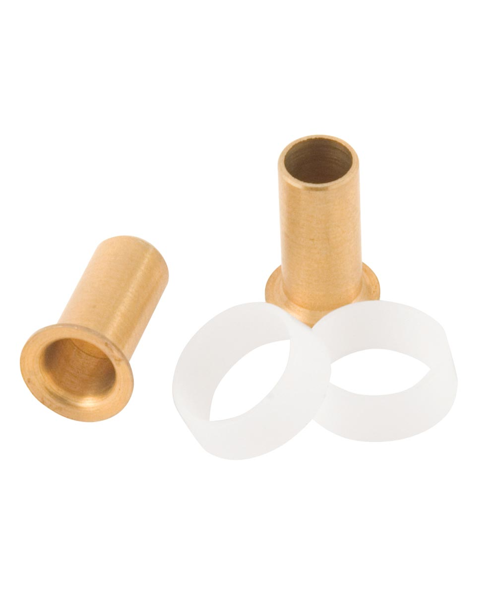 3/8 in. Lead Free Brass Tubing Inserts
