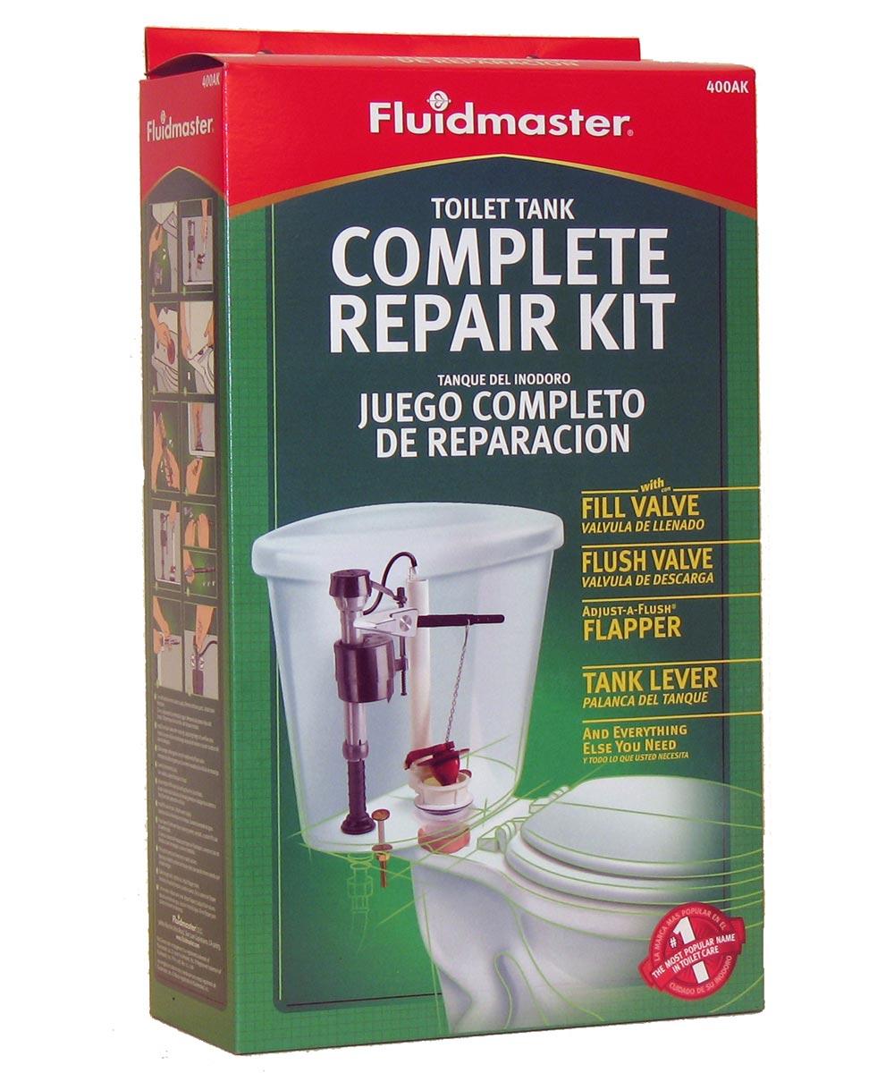 Toilet Tank Complete Repair Kit