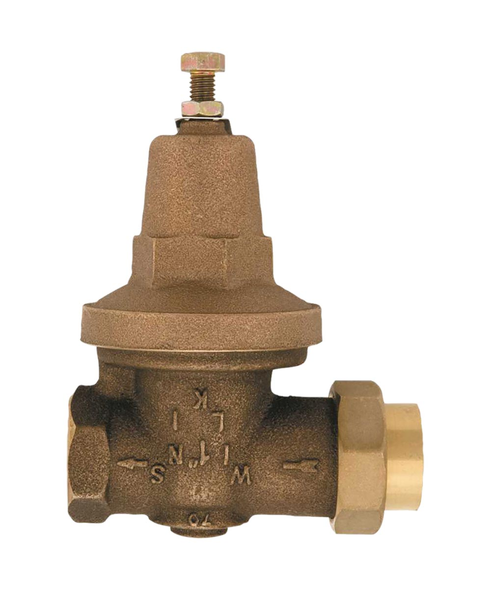 Model 70XL Bronze Water Pressure Reducing Valve