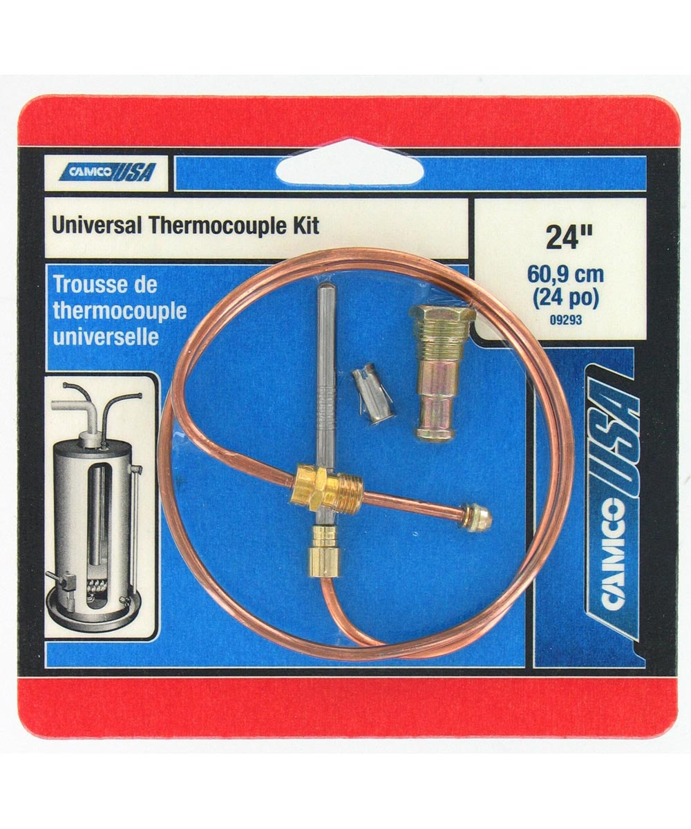 24 in. Universal Thermocouple Kit