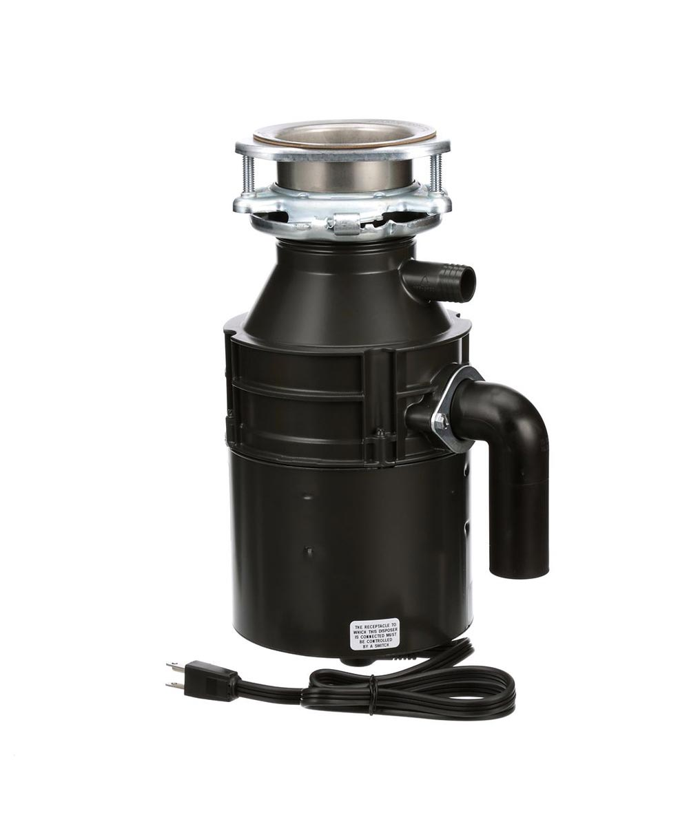 InSinkErator Badger 5XP Garbage Disposal, 3/4 HP