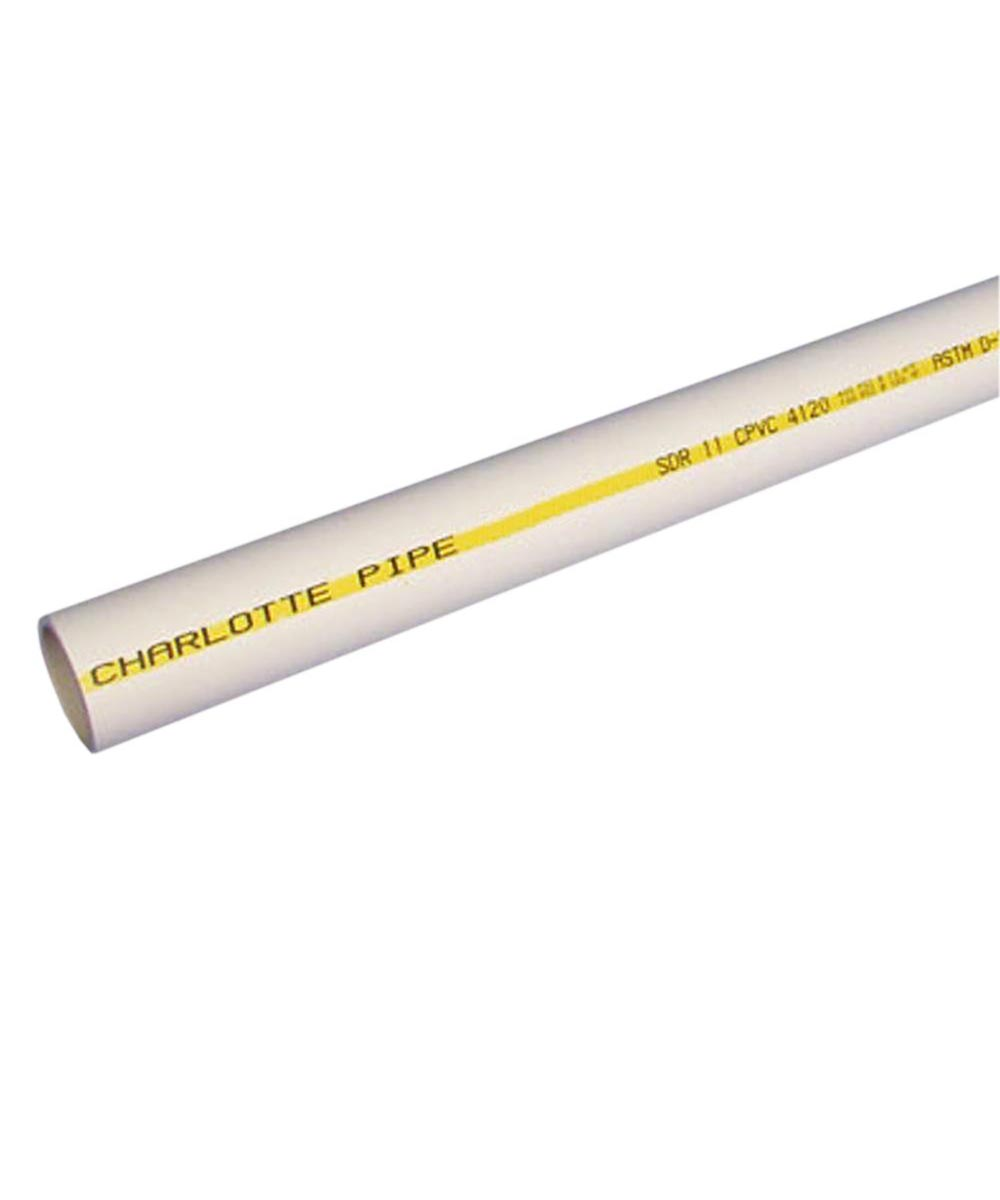 1/2 in. x 10 ft. CPVC Pipe, Flowguard Gold