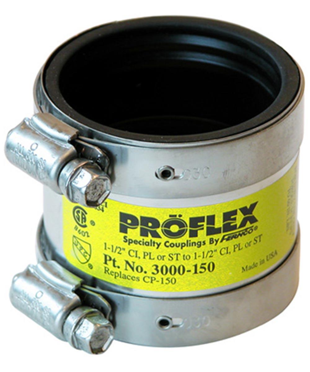 1-1/2 in. ProFlex Shielded Specialty Couplings