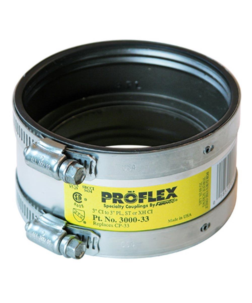 3 in. ProFlex Shielded Specialty Couplings