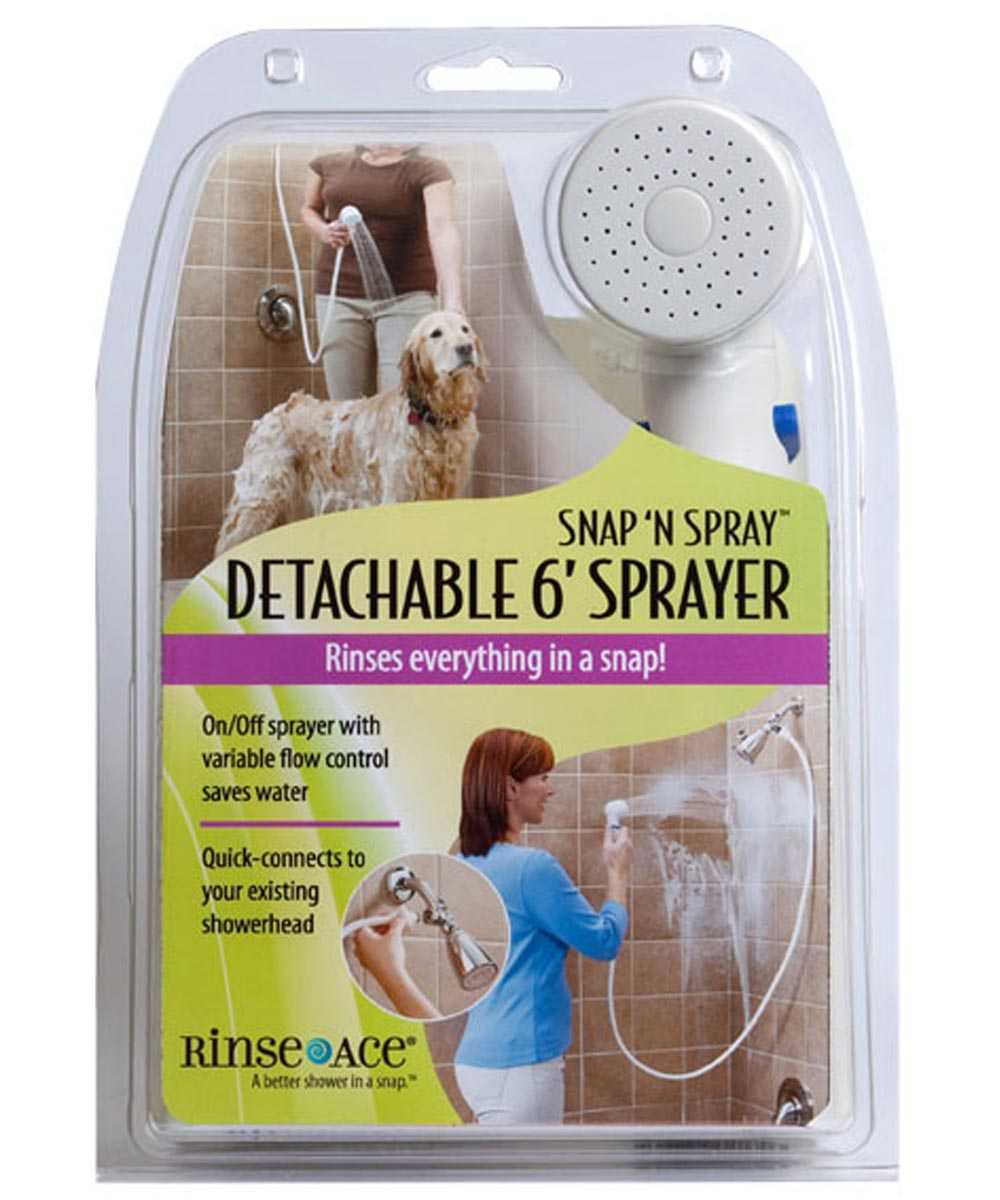 Handheld Power Sprayer System Showerhead