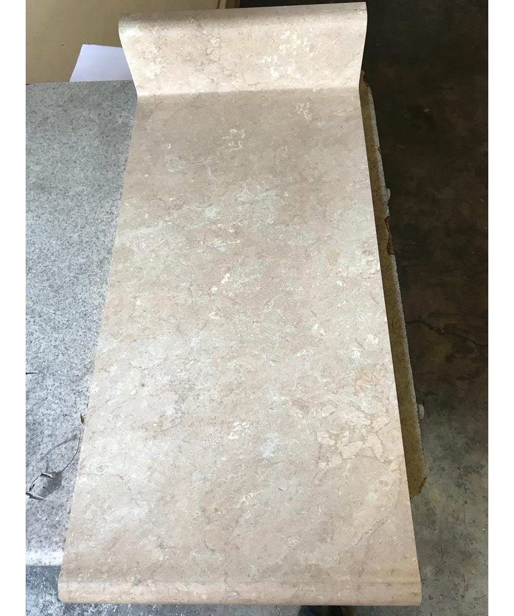 6 ft. Kitchen Countertop, Travertine