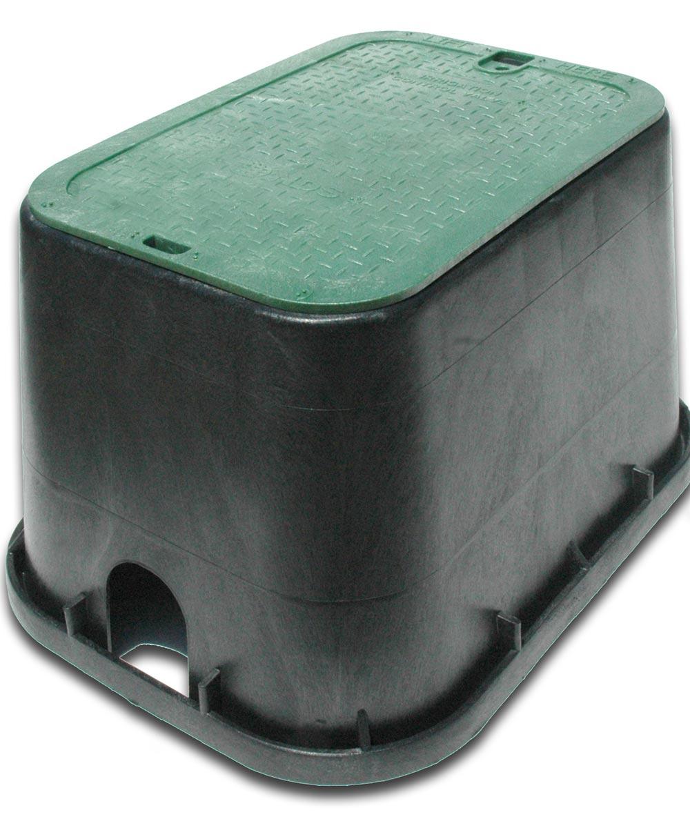 12 in. Standard Series Rectangular Valve Box