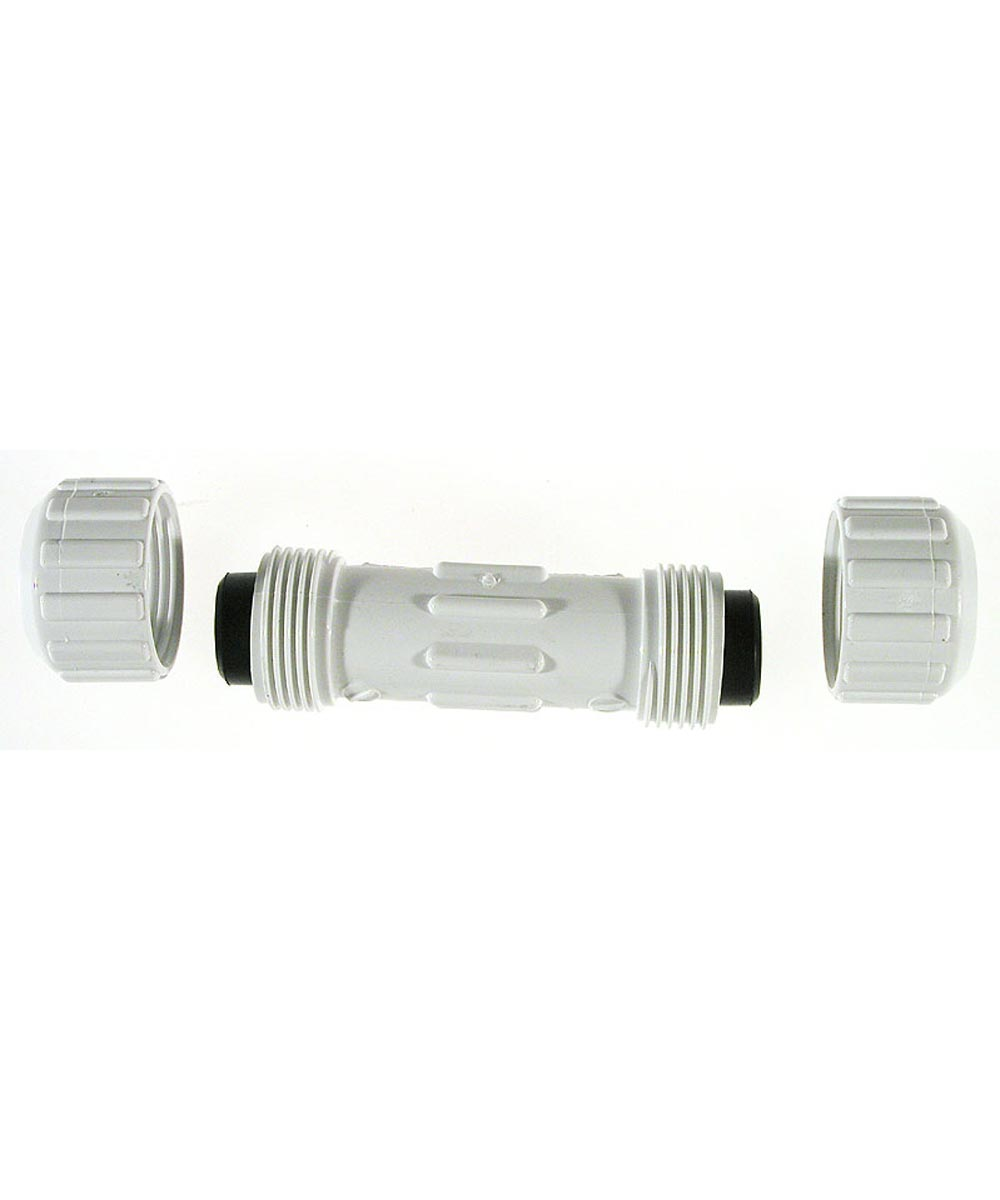 1/2 in. PVC Compression Couplings