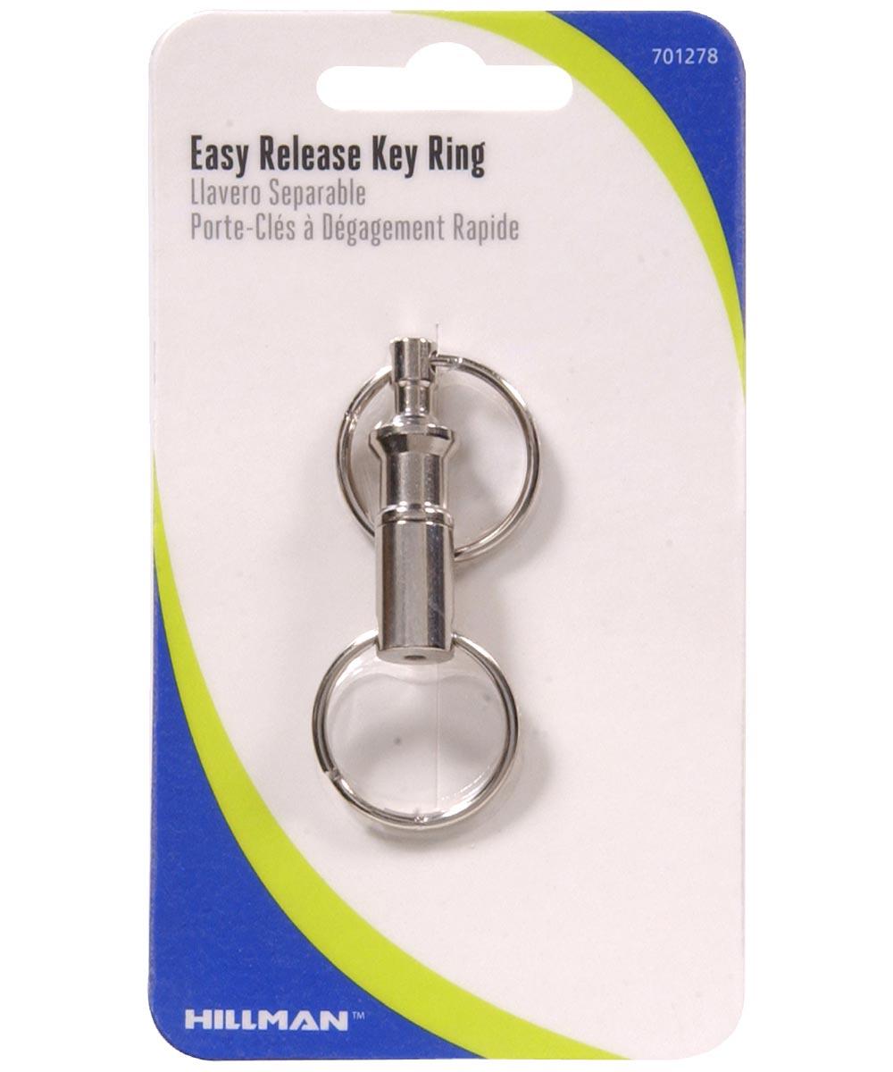 Easy Release Key Ring